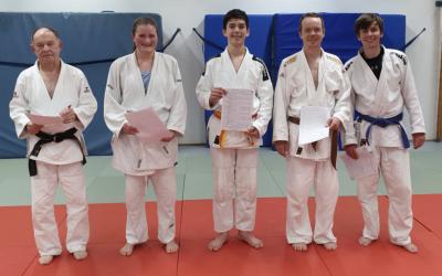 Judo-Sportabzeichen