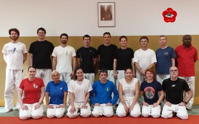 Lehrgang Judo-Selbstverteidigung